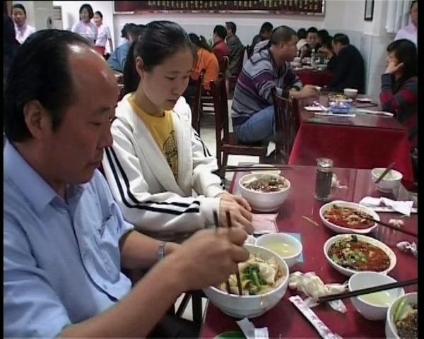 区级--饮食--咸阳河水biangbiang面