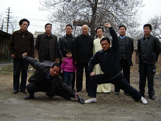 区级--传统体育--两寺渡武术