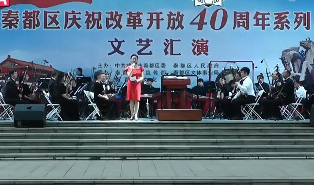 亚搏娱乐网站庆祝改革开放四十周年文艺汇演