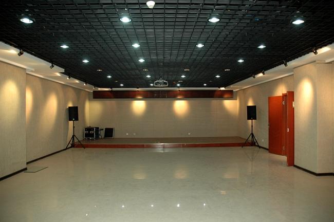 咸阳市亚搏娱乐网站文化馆三楼书画展厅
